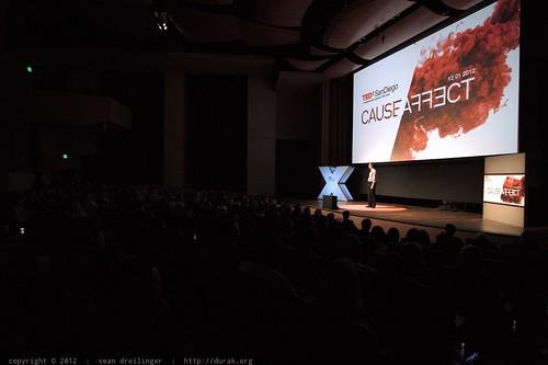 Jack Abbott Introduces Chris Szwedo at TEDxSanDiego 2012