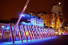 Luminothérapie Quartier des spectacles 2012-2013