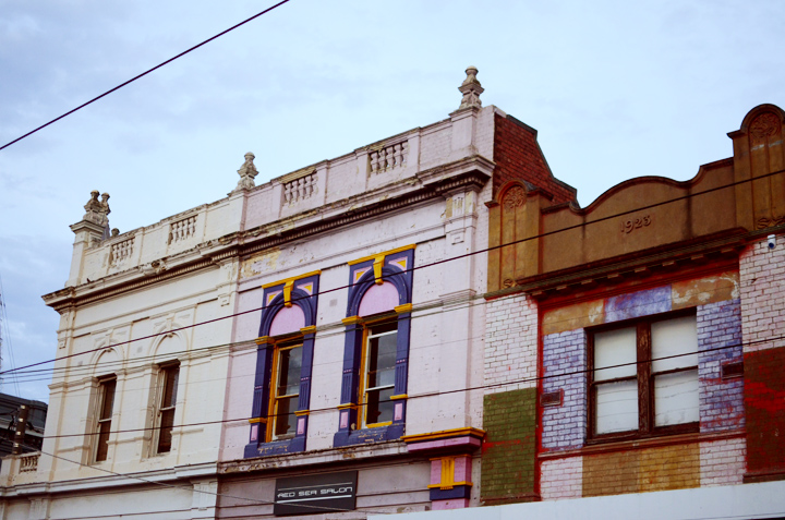 chapel street buildings