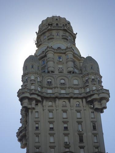 Torre do Palácio Salvo