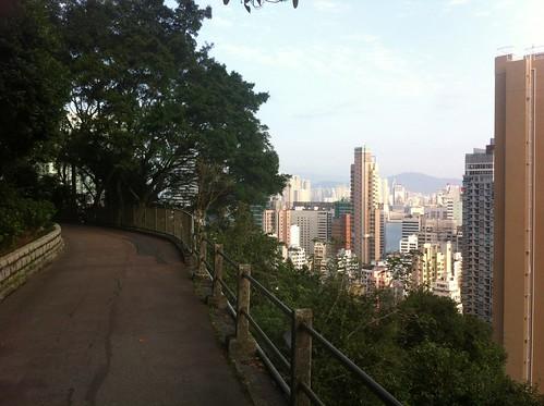 Bowen Road, Hong Kong