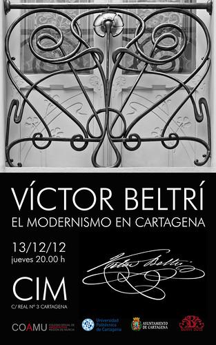 EXPOSICIÓN VÍCTOR BELTRÍ by jarm - Cartagena