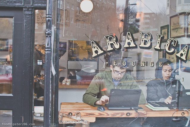 Seattle Arabica Lounge