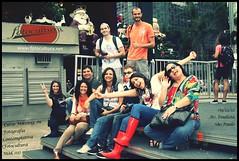 Turma presente no curso de MIKSANG em 09/12/12 na Av. Paulista