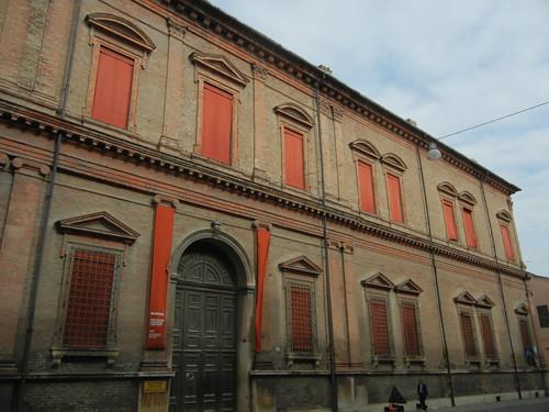 DSCN3922 _ Palazzo Massari, Ferrara, 17 October