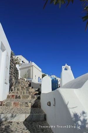 Oia 洞穴屋 Nostos apartments santorini