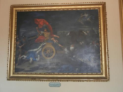 DSCN4709 _ Achille Trascina Ettore, Donato Creti, Palazzo D'Accursio (Palazzo Comunale), Bologna, 18 October