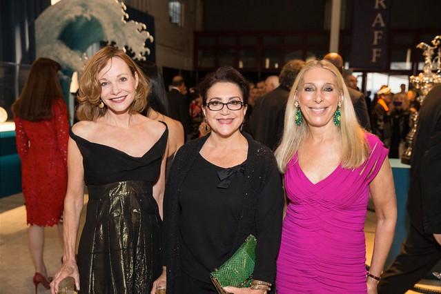 Janice Zakin, Lily Samii, Betsy Linder