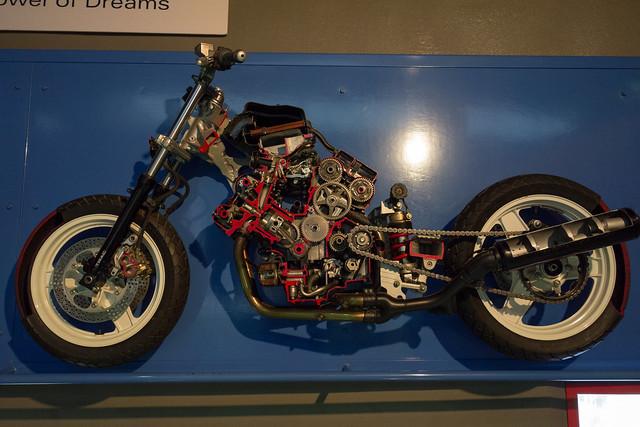 バイク - 浜松科学館