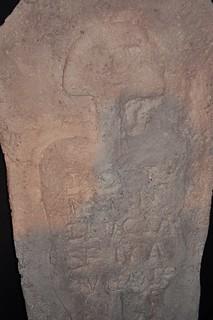 El astronauta del Casar, estela romana del Siglo I a.C. que se encuentra en un museo extremeño. Se encontró en la tapia del Cementerio del Casar de Cáceres ... y tras su enigmática sonrisa, la pregunta es, ?quién estaría enterrado bajo esta lápida? Viaje en la nave del misterio - 8277743869 9b52c1a169 n - Viaje en la nave del misterio