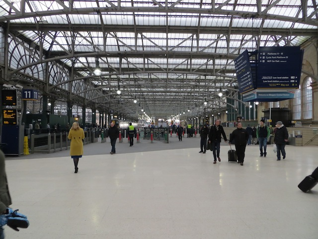 Glasgow City Centre Station