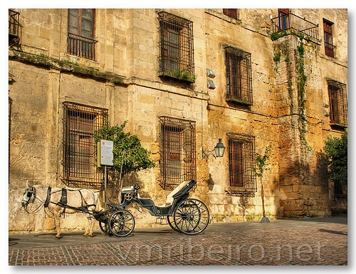 """Calesa"" Cordovesa by VRfoto"