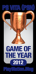 PS.Blog Game of the Year 2012 - PS Vita (PSN) Bronze