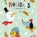 Happy Holidays Card by R Bubnis