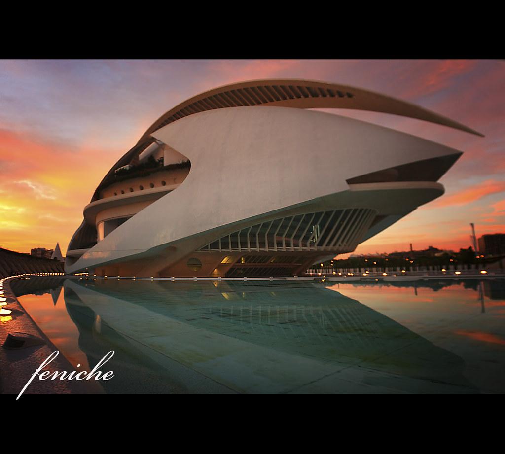 valencia ciudad de las artes 3