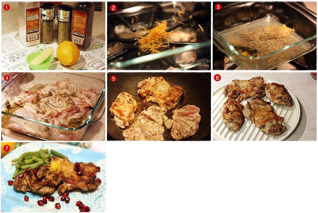香料檸檬雞 Lemon Chicken 2.1