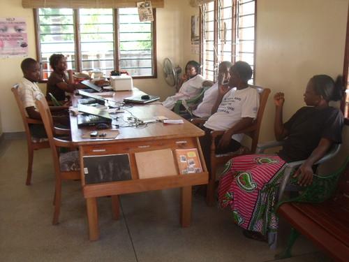 GLO Staff Meeting