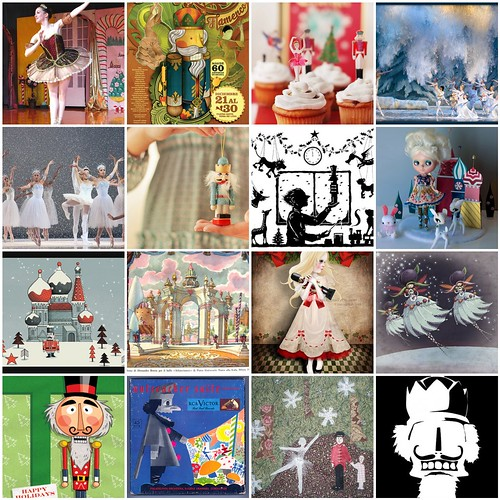 Friday Funspiration: The Nutcracker