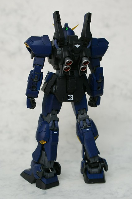 Real Grade 1/144 - RX-178 Gundam Mk.II - TITANS - Completed 4 -