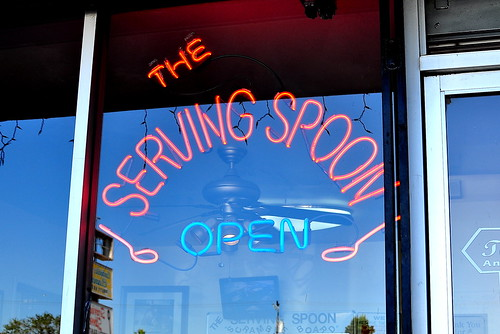 The Serving Spoon - Inglewood