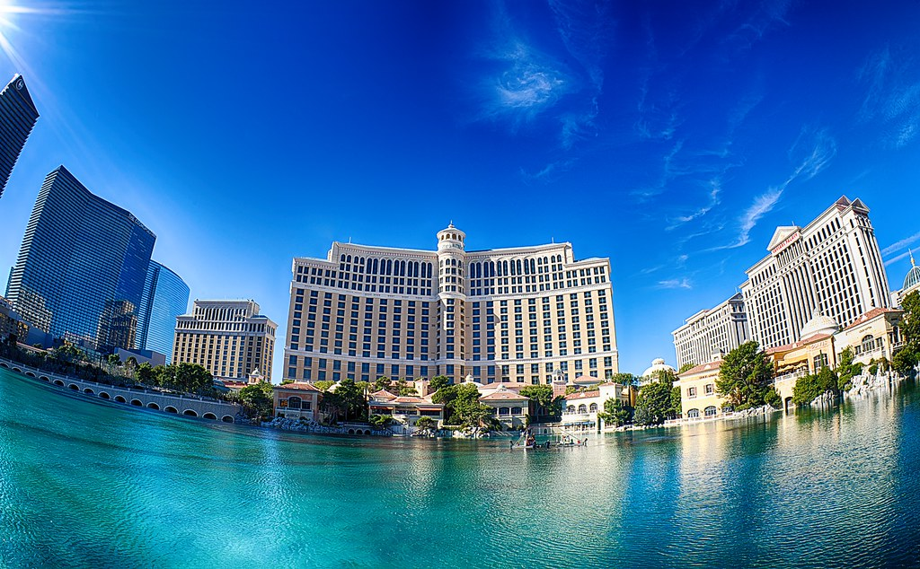 Bellagio Hotel Reviews, Las Vegas.
