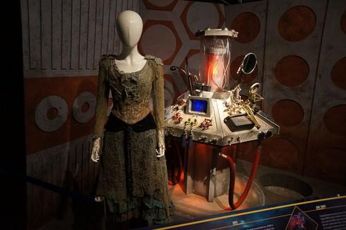 Doctors Wife Idris costume