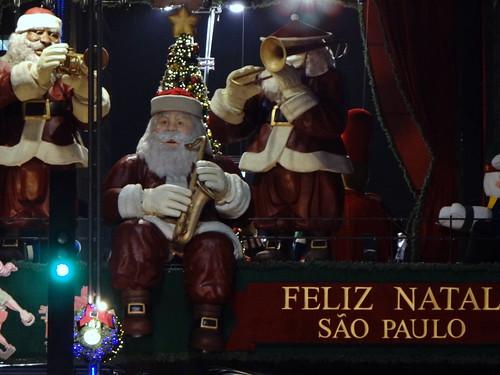 Decoração de Natal Avenida Paulista