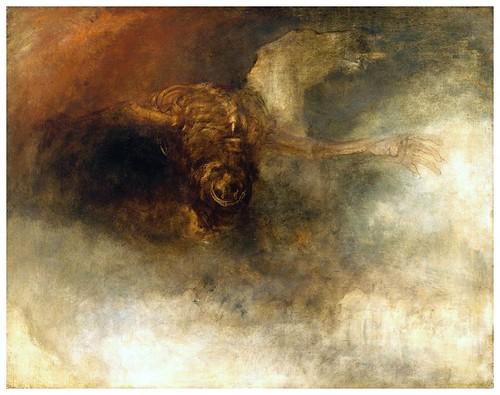 010- La muerte sobre un caballo palido-1825-30-pintura al oleo-J. M. W. Turner-via tate.org.uk