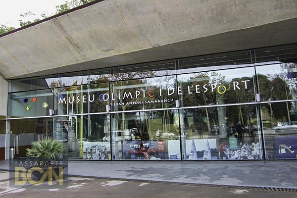 Museu Olímpic i de l'Esport, Barcelona