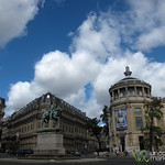 Washington Statue and Square - Paris