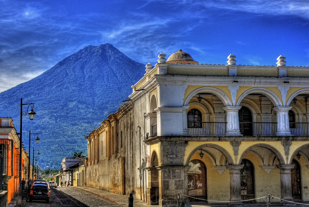 La Antigua GCA - Vulcano de Agua 03