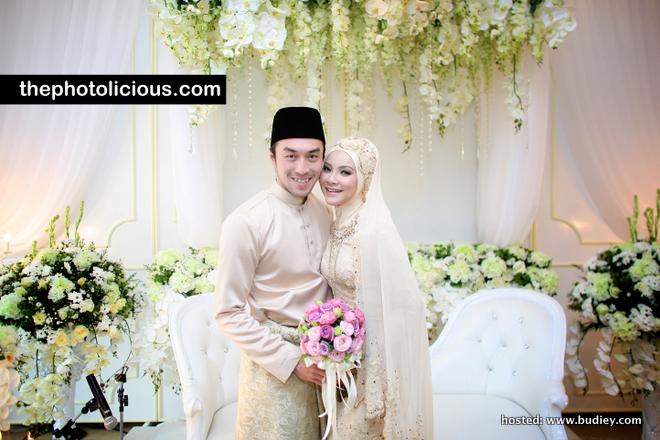 Gambar Foto Majlis Akad Nikah Kahwin Apex Leuniey Kelantan