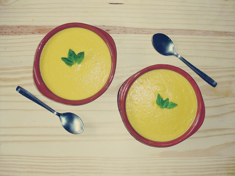 Butternut Squash Soup 03