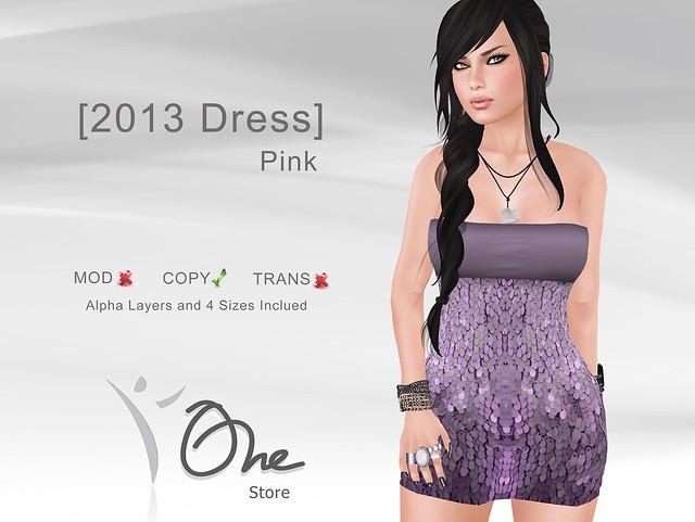 [2013 Dress] Pink