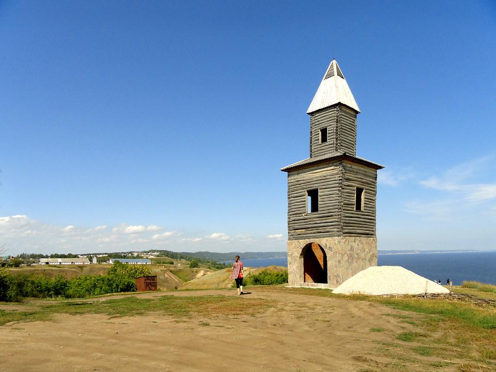 Tetyushi: Tower