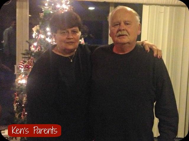 Ken's parents