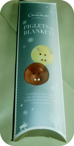 Hotel Chocolat Pigs in Blankets
