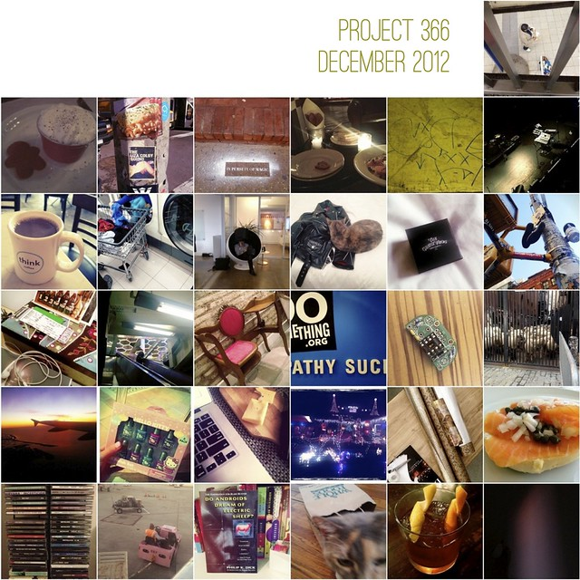 Project 366: December