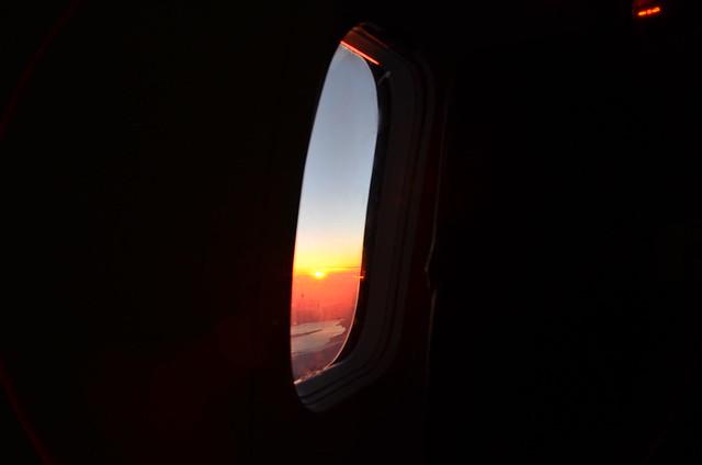 Flight, Oregon to California 2013: I Was