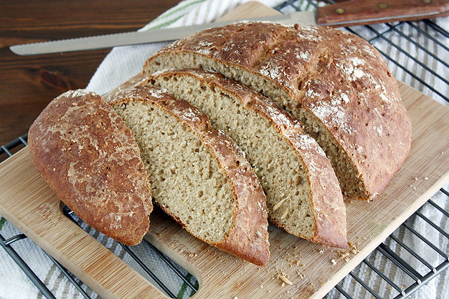 multi-grain bread.