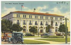 Post Office, Augusta, Georgia