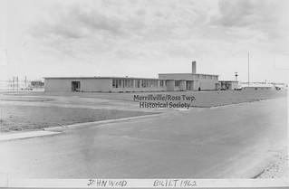John Wood School ca 1962