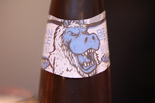 River Horse Brewing Company Belgian Freeze Abominable Snow Hippo