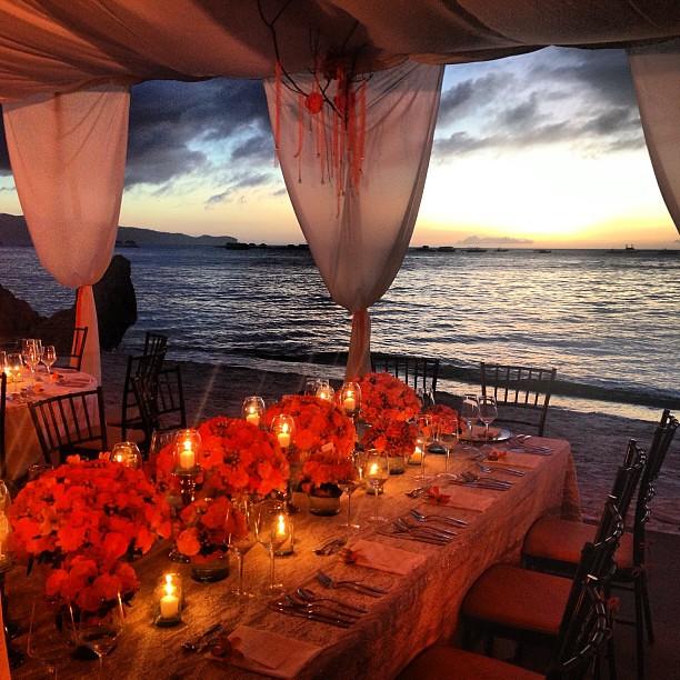 Beach side set up by @thefloralist !!! So pretty!! #boracay #wedding #spruce  #igdaily #instadaily #instagram #instagood #instamood #instacool #picoftheday #photooftheday #bestoftheday #webstagram #igersmanila #igmanila #igphilippines #iphone4s #iphoneonl