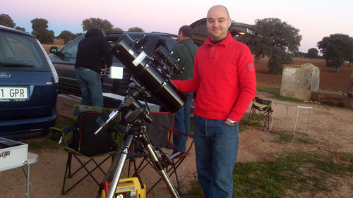Astronomía en Corral de Almaguer
