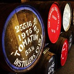 Roll out the barrels...of Scottish whisky. At Tomatin Distillery, check the 18-year. #blogmanay