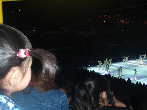 January 4 2013 Disney on Ice Dare to Dream Aiva's early 3rd bday surprise (4) by gummychild
