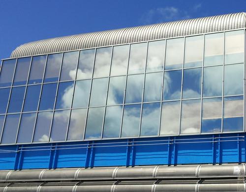 Blue-Sky Building