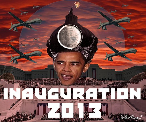 INAUGURATION 2013 by Colonel Flick/WilliamBanzai7
