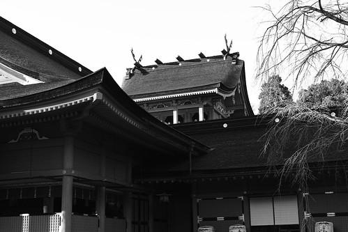 富士本宮浅間神社 by leicadaisuki